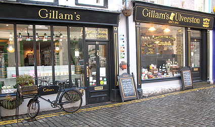 Gillams Tearoom and Restaurant