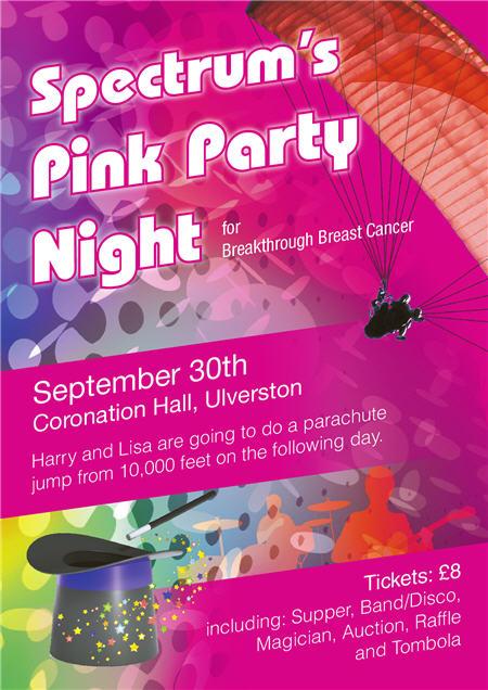 Spectrum Pink Party