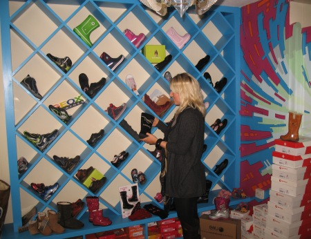 ulverston shoe shop