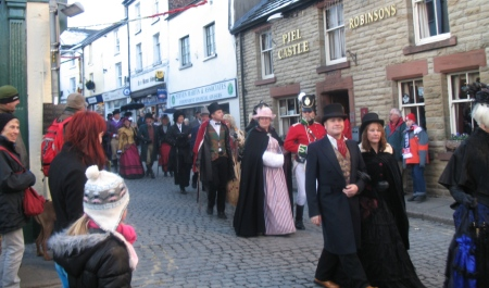 dickensian christmas festival ulverston