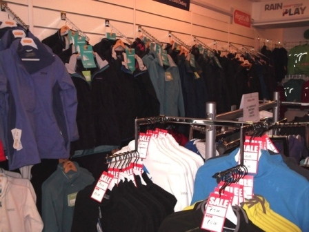 ulverston outdoor clothing