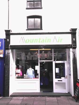 Mountain Air Outdoor Clothing