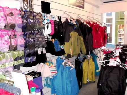 outdoor clothing ulverston