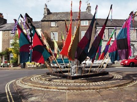 ulverston flag festival