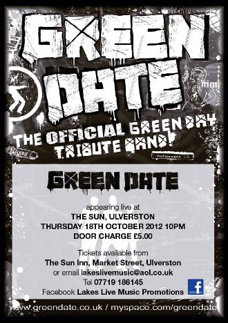 green date at the sunn inn ulverston